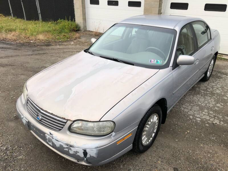 1998 Chevrolet Malibu for sale at Linda Ann's Cars,Truck's & Vans in Mount Pleasant PA