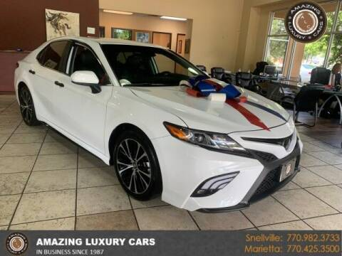 2019 Toyota Camry for sale at Amazing Luxury Cars in Snellville GA