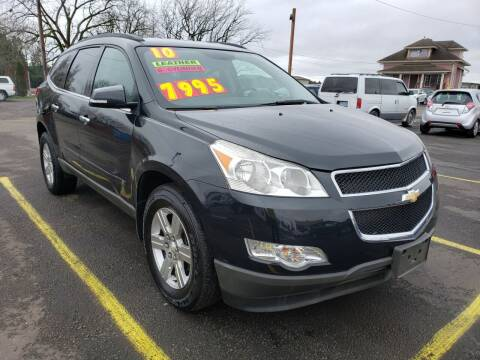 2010 Chevrolet Traverse for sale at Low Price Auto and Truck Sales, LLC in Brooks OR