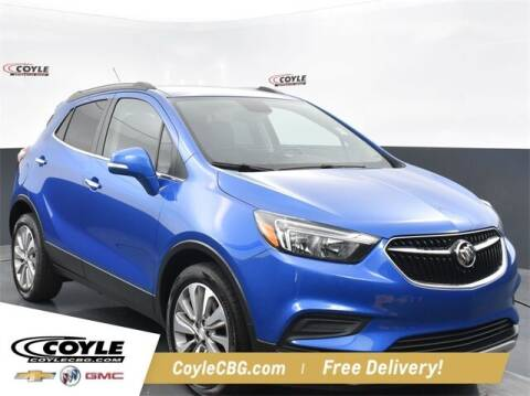 2018 Buick Encore for sale at COYLE GM - COYLE NISSAN - New Inventory in Clarksville IN