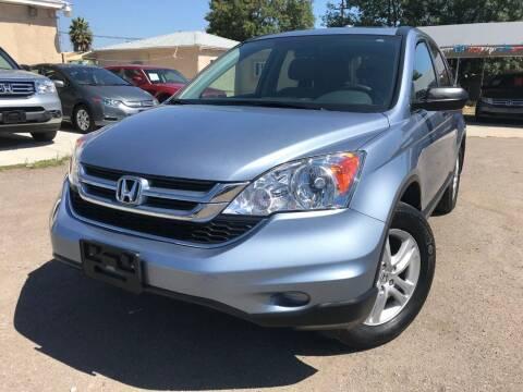 2011 Honda CR-V for sale at Vtek Motorsports in El Cajon CA