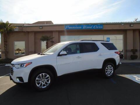 2019 Chevrolet Traverse for sale at Family Auto Sales in Victorville CA