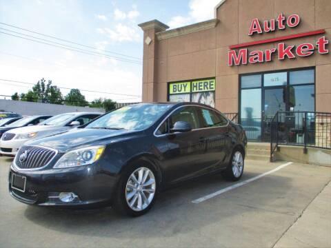 2015 Buick Verano for sale at Auto Market in Oklahoma City OK