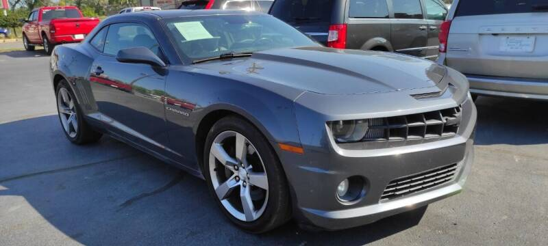 2010 Chevrolet Camaro for sale at Village Auto Outlet in Milan IL