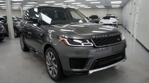 2019 Land Rover Range Rover Sport for sale at SZ Motorcars in Woodbury NY