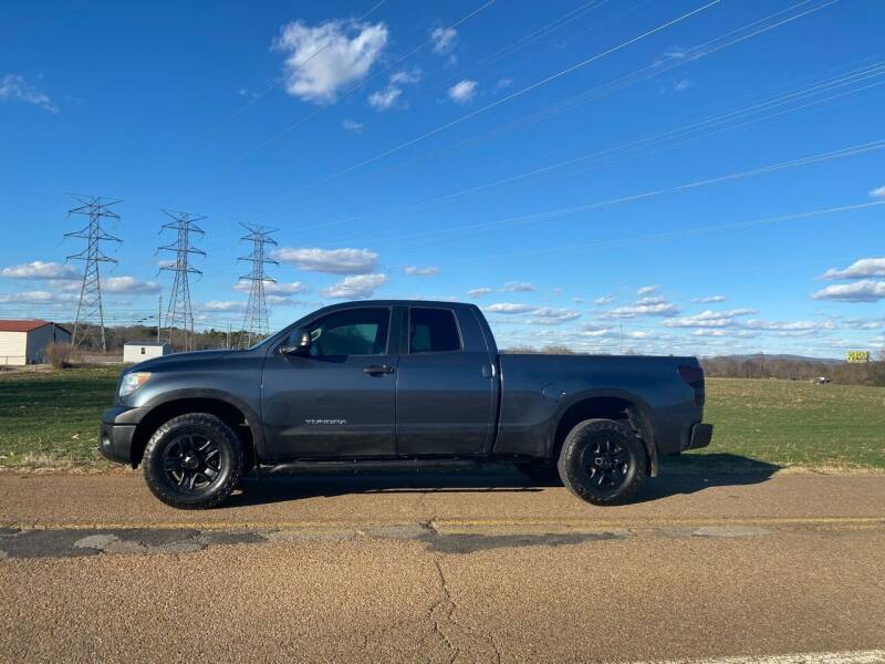 2010 Toyota Tundra for sale at Tennessee Valley Wholesale Autos LLC in Huntsville AL