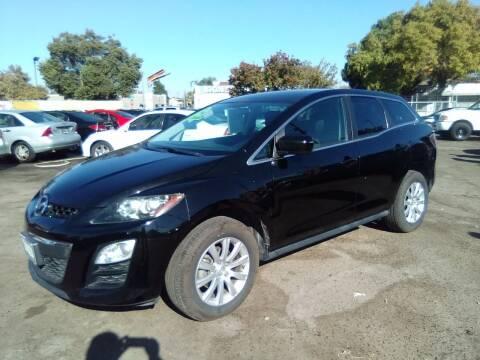 2012 Mazda CX-7 for sale at Larry's Auto Sales Inc. in Fresno CA