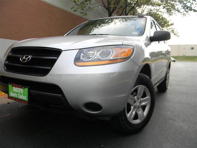 2009 Hyundai Santa Fe for sale at Dasto Auto Sales in Manassas VA