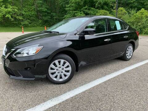 2016 Nissan Sentra for sale at Lifetime Automotive LLC in Middletown OH