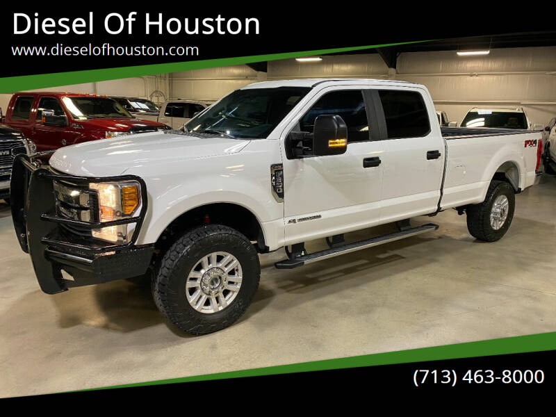 2017 Ford F-350 Super Duty for sale at Diesel Of Houston in Houston TX