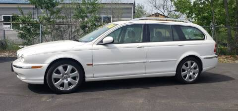 2006 Jaguar X-Type for sale at Healey Auto in Rochester NH
