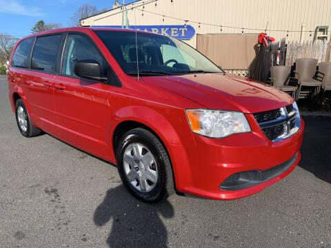 2012 Dodge Grand Caravan for sale at L P Motors Point Pleasant in Point Pleasant NJ
