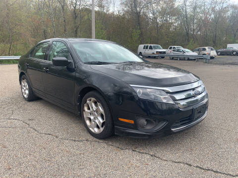 2011 Ford Fusion for sale at George Strus Motors Inc. in Newfoundland NJ