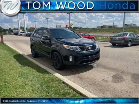 2015 Kia Sorento for sale at Tom Wood Honda in Anderson IN