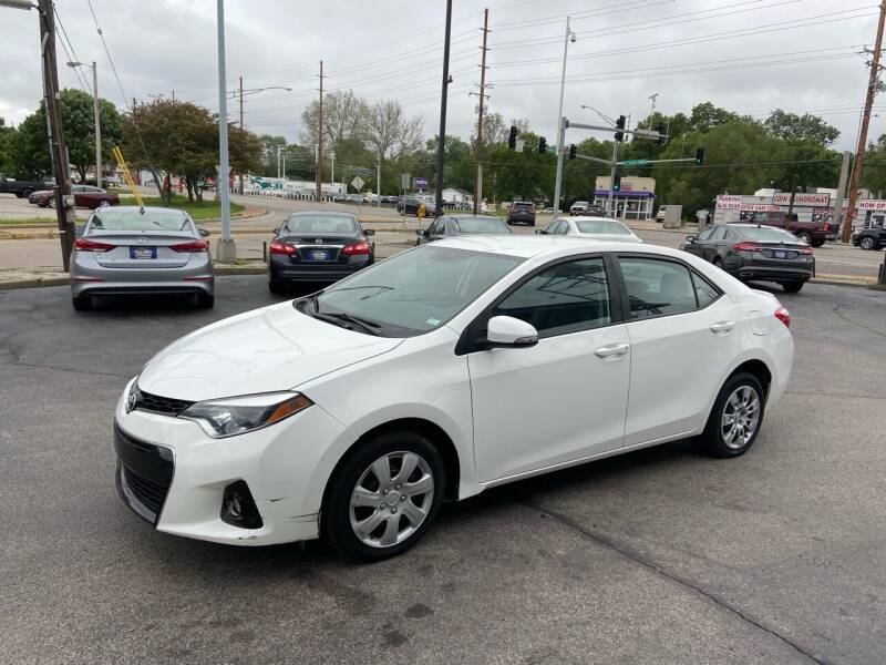 2014 Toyota Corolla for sale at Smart Buy Car Sales in St. Louis MO