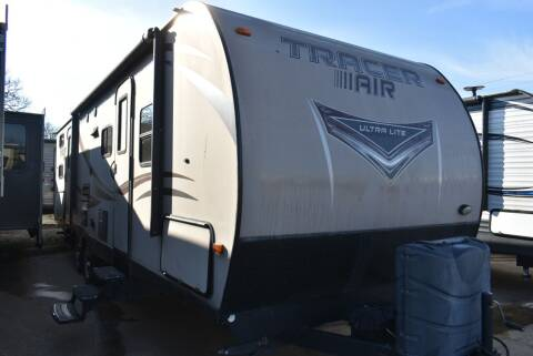 2016 Forest River Tracer 305BHS for sale at Buy Here Pay Here RV in Burleson TX