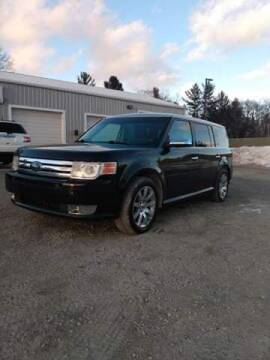 2009 Ford Flex for sale at Hilltop Auto in Clare MI