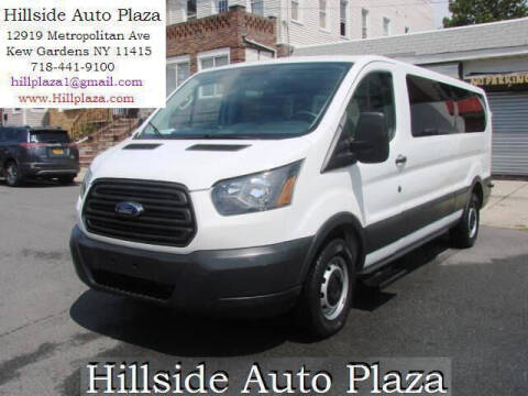 2015 Ford Transit Passenger for sale at Hillside Auto Plaza in Kew Gardens NY
