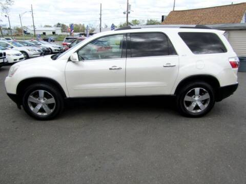2012 GMC Acadia for sale at American Auto Group Now in Maple Shade NJ
