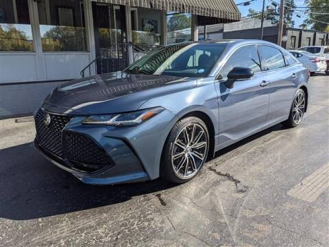 2019 Toyota Avalon for sale at GAHANNA AUTO SALES in Gahanna OH