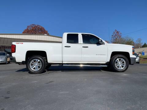 2014 Chevrolet Silverado 1500 for sale at MARLAR AUTO MART SOUTH in Oneida TN