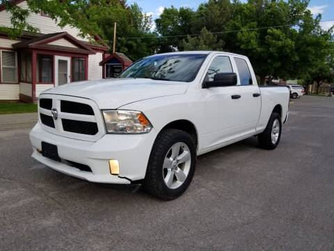 2014 RAM Ram Pickup 1500 for sale at KHAN'S AUTO LLC in Worland WY