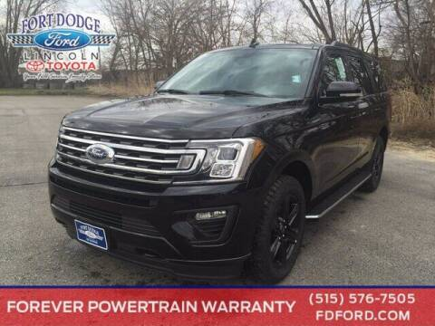 2021 Ford Expedition for sale at Fort Dodge Ford Lincoln Toyota in Fort Dodge IA
