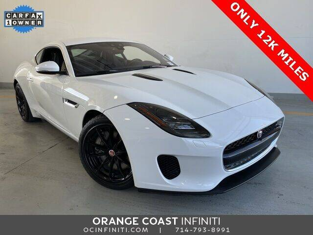 2018 Jaguar F-TYPE for sale at ORANGE COAST CARS in Westminster CA