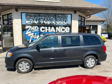 2012 Dodge Grand Caravan for sale at Kentucky Auto Sales & Finance in Bowling Green KY