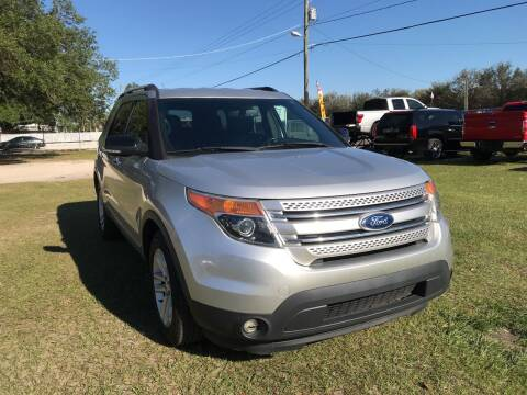 2013 Ford Explorer for sale at MISSION AUTOMOTIVE ENTERPRISES in Plant City FL