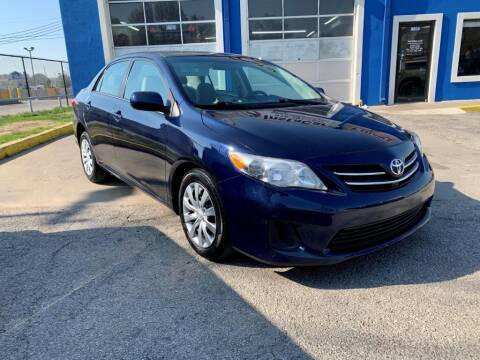 2013 Toyota Corolla for sale at InstaCar LLC in Independence MO
