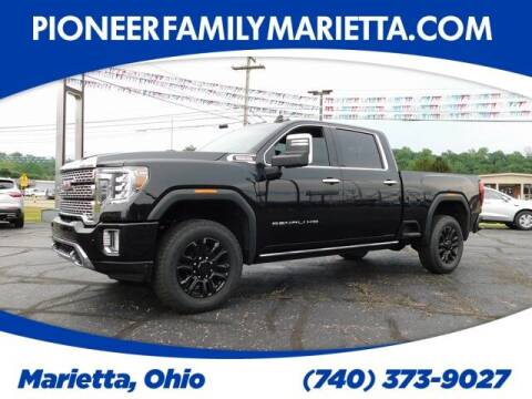 2021 GMC Sierra 2500HD for sale at Pioneer Family preowned autos in Williamstown WV