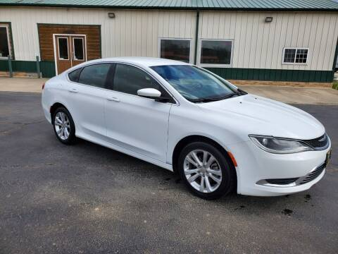 2015 Chrysler 200 for sale at Farmington Auto Plaza in Farmington MO