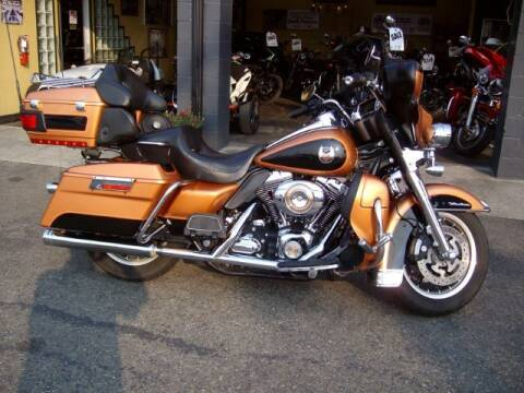 2008 Harley-Davidson FLHTCU ANV for sale at Goodfella's  Motor Company in Tacoma WA