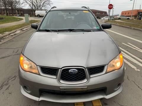 2006 Subaru Impreza for sale at Via Roma Auto Sales in Columbus OH