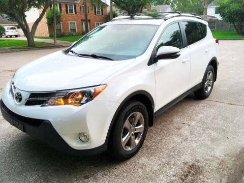 2015 Toyota RAV4 for sale at Cars-yachtsusa.com in League City TX