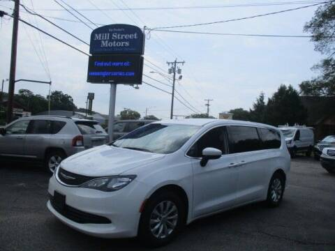 2018 Chrysler Pacifica for sale at Mill Street Motors in Worcester MA