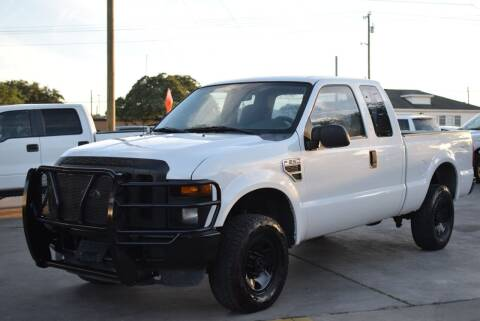 2009 Ford F-250 Super Duty for sale at Capital City Trucks LLC in Round Rock TX