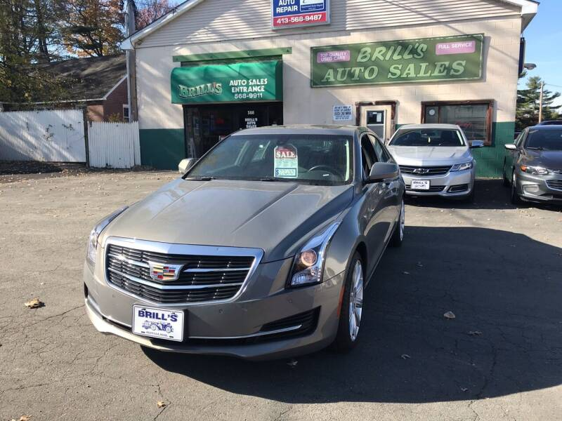 2017 Cadillac ATS for sale at Brill's Auto Sales in Westfield MA