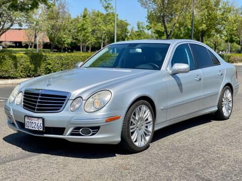2008 Mercedes-Benz E-Class for sale at Silmi Auto Sales in Newark CA