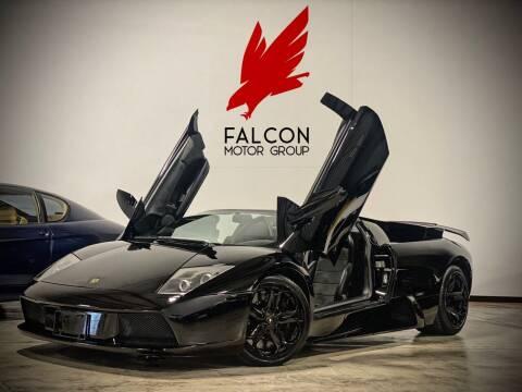 2006 Lamborghini Murcielago for sale at FALCON MOTOR GROUP in Orlando FL