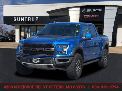 2019 Ford F-150 for sale at SUNTRUP BUICK GMC in Saint Peters MO