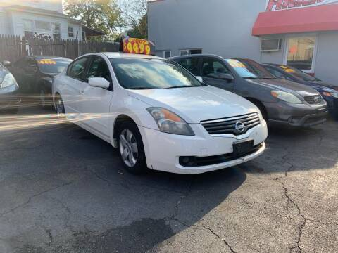 2007 Nissan Altima for sale at Metro Auto Exchange 2 in Linden NJ