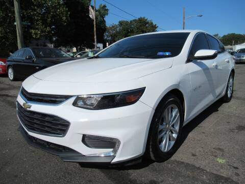 2016 Chevrolet Malibu for sale at PRESTIGE IMPORT AUTO SALES in Morrisville PA
