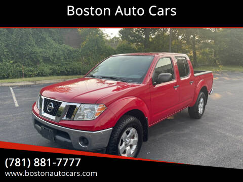 2010 Nissan Frontier for sale at Boston Auto Cars in Dedham MA