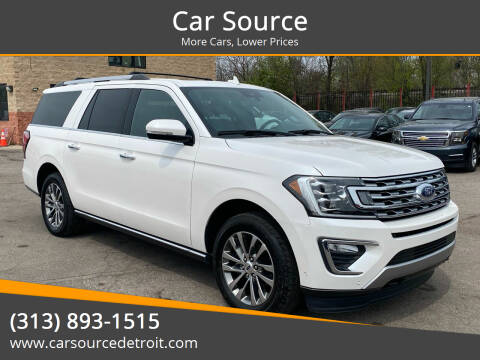 2018 Ford Expedition MAX for sale at Car Source in Detroit MI