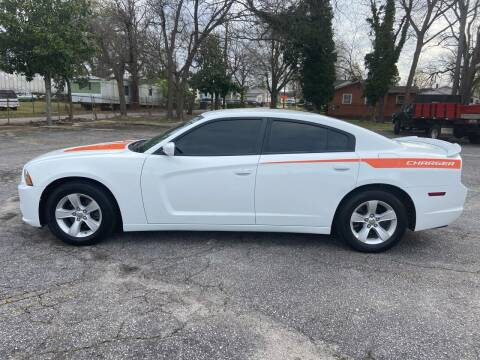 2014 Dodge Charger for sale at Cherry Motors in Greenville SC