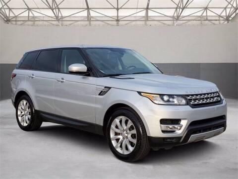 2015 Land Rover Range Rover Sport for sale at Gregg Orr Pre-Owned Shreveport in Shreveport LA