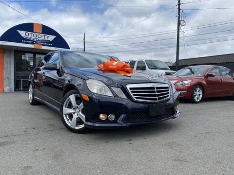 2010 Mercedes-Benz E-Class for sale at OTOCITY in Totowa NJ