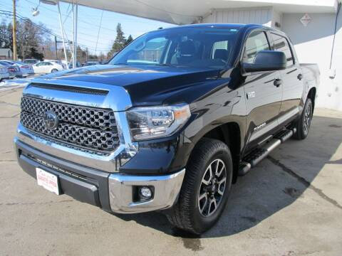 2018 Toyota Tundra for sale at St. Mary Auto Sales in Hilliard OH